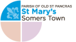 St Mary's Church Somers Town Logo